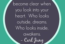 quotes / by Karen Frahm Oaks