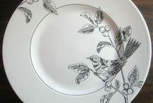 Porcelana pintada