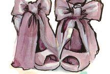Fashion: Illustrations
