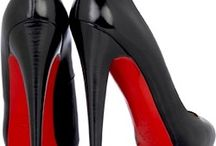 """*Shoes! Shoes! Shoes!* / """"Give a girl the right shoes, and she can conquer the world!"""" -Marilyn Monroe"""