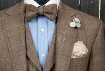 wedding tailoring / by The Famous 1886