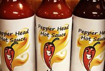 Pepper Head Hot Sauce / Good good made great with Pepper Head Hot Sauce