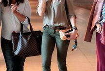 Look celebre⚜️ celebridades moda