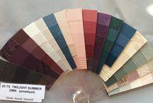 Caygill Base Summer palettes