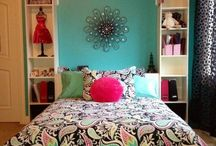 My dream bedroom / Things I would love to have in my room!