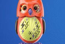Śpiewające ptaszki Digi Owls