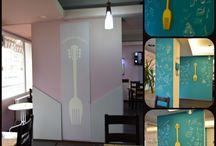 "MindMadeDesigns Restaurant "" La Forchetta"""