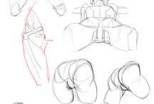 Poses / Anatomy