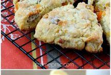 Scones/muffins ++
