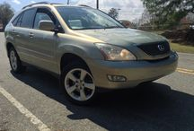 2005 Lexus RX 330 Base SUV For Sale in Durham NC at The Auto Finders