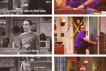 Big Bang Theory  / by Grace Govan