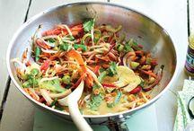 Curry schotel veg