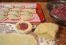Ravioli és egyéb tészta félék.