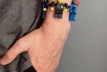 Lego og klodser