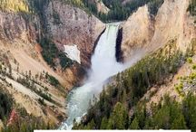 National parks / US National Parks trails and campsites, attractions and tips for visiting