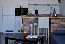 My place / Mała, minimalistyczna, lekko skandynawska - moja kawalerka