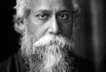 Tagore /                   Love is the only reality and it is not a mere sentiment.                   It is the ultimate truth that lies at the heart of creation.                   –Rabindranath Tagore