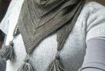 Projets à essayer tricot