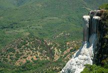 Oaxaca / Conoce los lugares más hermosos y toda la magia que ofrece Oaxaca, como Hierve el Agua, el árbol más grande de México, Monte Albán y muchos lugares más...