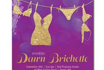 Bridal/Bachelorette shower / by Keeta Jones