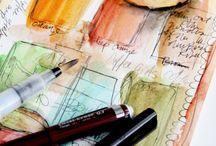 Sketchbook & Journals / by Moon Stumpp