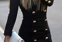Black & Gold | Fashion