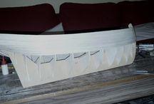 English Cutter H.M.S. Aldebaran / Rc model anglického kutru z období napoleonských válek.