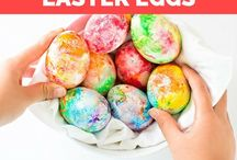 Easter Egg Coloring Ideas