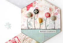 Scrapbook Paper Ideas