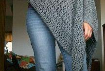 háčkování, šití, pletení