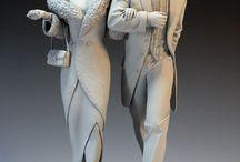Mark Newman sculpteur