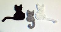 2D crochet pattern