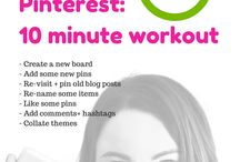 10 minute workouts / Time is in short supply, peeps.  Why work longer and harder when you can bang some serious progress buck in short bursts?  http://dexterousdiva.co.uk/2014/08/08/10-minute-workouts-grow-biz-online/