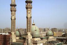 Iszlám - épitészet