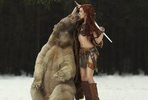 Fantasy/cosplay