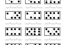 matek összeadás dominó