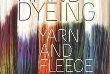 The one with hand dyeing