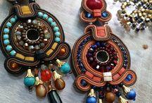 Soutache earrings 4