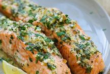 Fish & Salmon Recipes