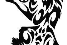 Kresby - tetovanie