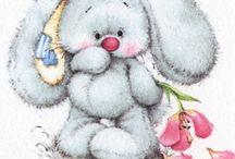 Bunny Birthdays