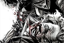 Gotham Knight / The Dark Knight. His Allies & his Nemesis.
