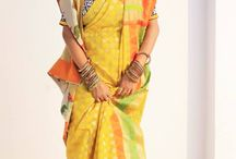North Indian Sarees / Traditional sarees from north india..........