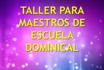Taller escuela dominical