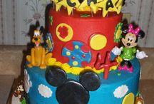 Birthday Party Ideas / by Lauren Hasty Fresh