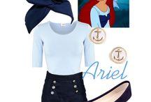 Disney styles