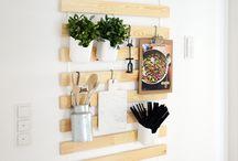 Küche und kochen