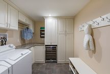 Custom Made Built-Ins by Symmetry Closets