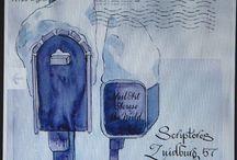 Envelopes and Art