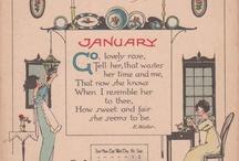 Calendar images - almanök